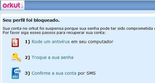 bloqueador de orkut e msn
